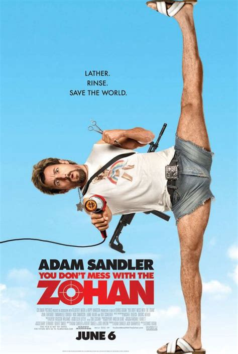 never mess with granny tv tropes you don t mess with the zohan film tv tropes
