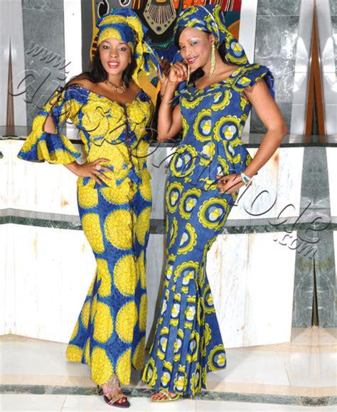 mode africaine un joli model de pagne wax leuk sngal modele de couture pagne wax