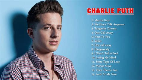 charlie puth recent songs charlie puth greatest hits cover 2017 charlie puth songs