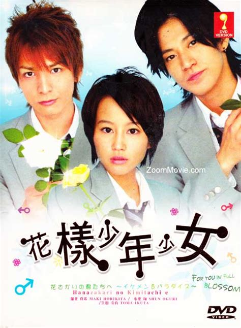 hanazakari no kimitachi e hanazakari no kimitachi e dvd japanese tv drama 2007
