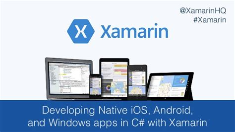 xamarin forms forms 1 developers io dotnetconf introduction to xamarin and xamarin forms
