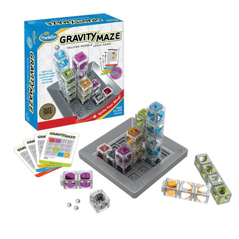 Gravity Gift Card - gravity maze 174 thinkfun