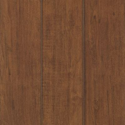 Mohawk 12mm Toasted Maple Smooth Laminate Flooring   Lowe