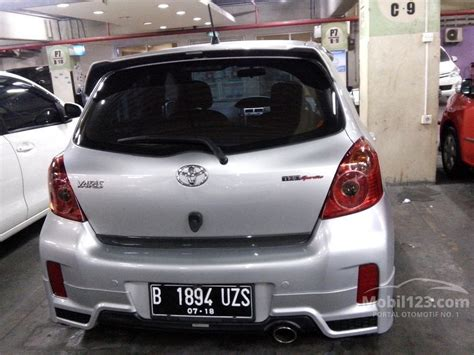 Spion Mobil Toyota Yaris Trd Sportivo Original jual mobil toyota yaris 2013 trd sportivo 1 5 di dki jakarta automatic hatchback silver rp 167