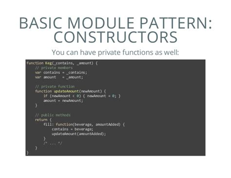module pattern javascript this keyword javascript module patterns