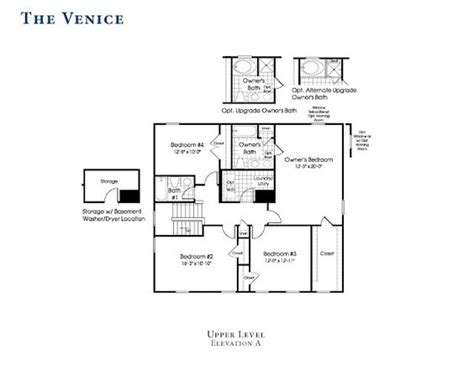 homes venice floor plan homes quot the venice