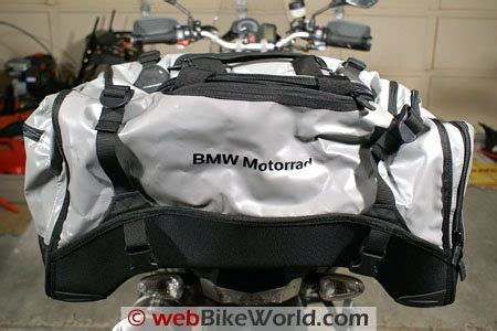 Bmw Motorrad Tail Bag by Soft Bags For Bmw Motorcycles Best Model Bag 2016