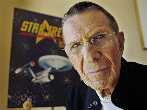 girl actors who died recently in 2015 video leonard nimoy actor who portrayed spock on star