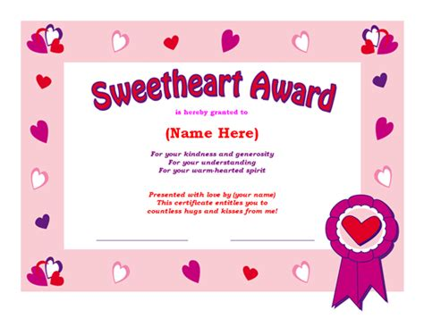 Valentine Gift Card Templates - best photos of love gift certificate template free printable valentine coupon