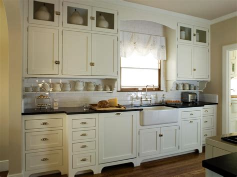 Kitchen With Black Countertops And White Cabinets by Kitchen Kitchen Backsplash Ideas Black Granite