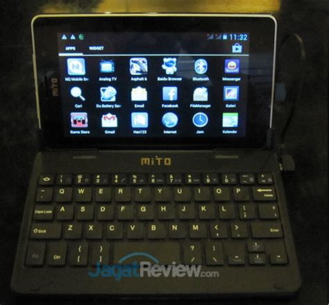 Tablet Mito Keyboard Tablet Terjangkau Mito T520 Diluncurkan Jagat Review