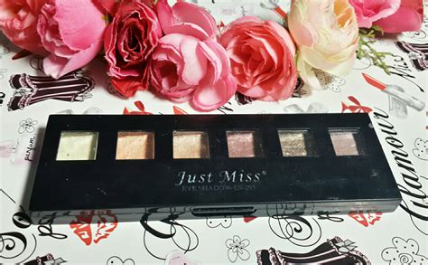 Eyeshadow Just Miss review just miss eyeshadow palette eyeshadow local for beginner carolline s