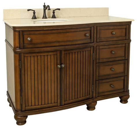 Knobs For Bathroom Vanity by Lyn Design Van029 48 T Mc Traditional Bathroom