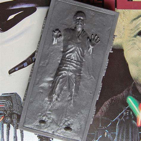 Carbon Kitchen Knives han solo in carbonite soap the green head