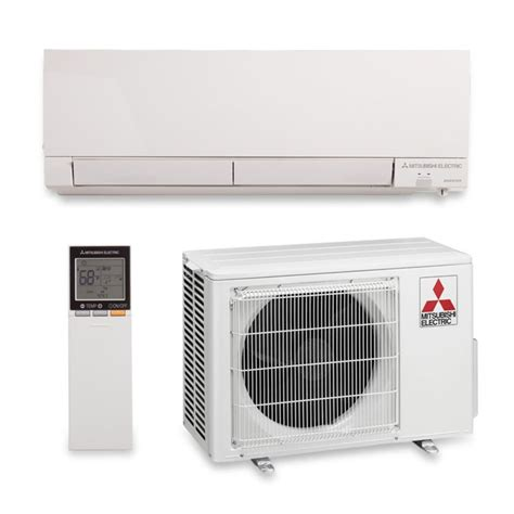 mitsubishi 12000 btu ductless mini split heat