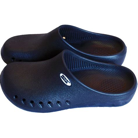 clogs shoes for nursing mens comfortable rubber slip