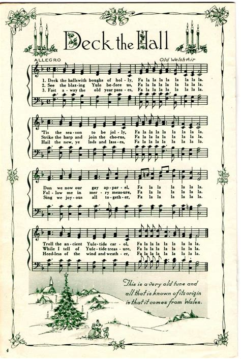 printable xmas sheet music sheet music to down load for crafts christmas pinterest