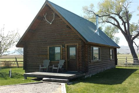Cabins In Montana For Rent by Log Cabin For Rent In Southern Montana