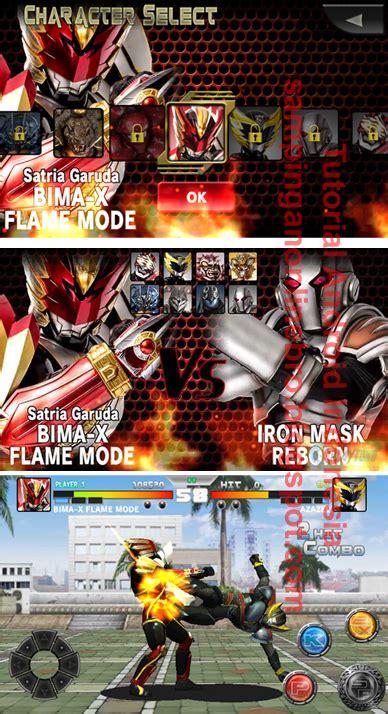 download game bima x full mod download game bima x satria garuda di android dan review