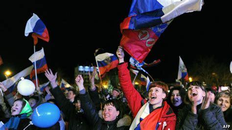 Mba Moscow W by Crimea Votes To Secede Ukraine S Utation The Economist