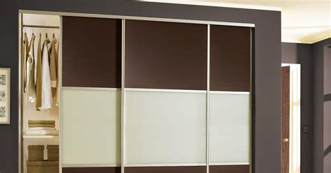 Fitting Wardrobe Doors by Bedrooms Plus Sliding Wardrobe Doors And Fittings How To