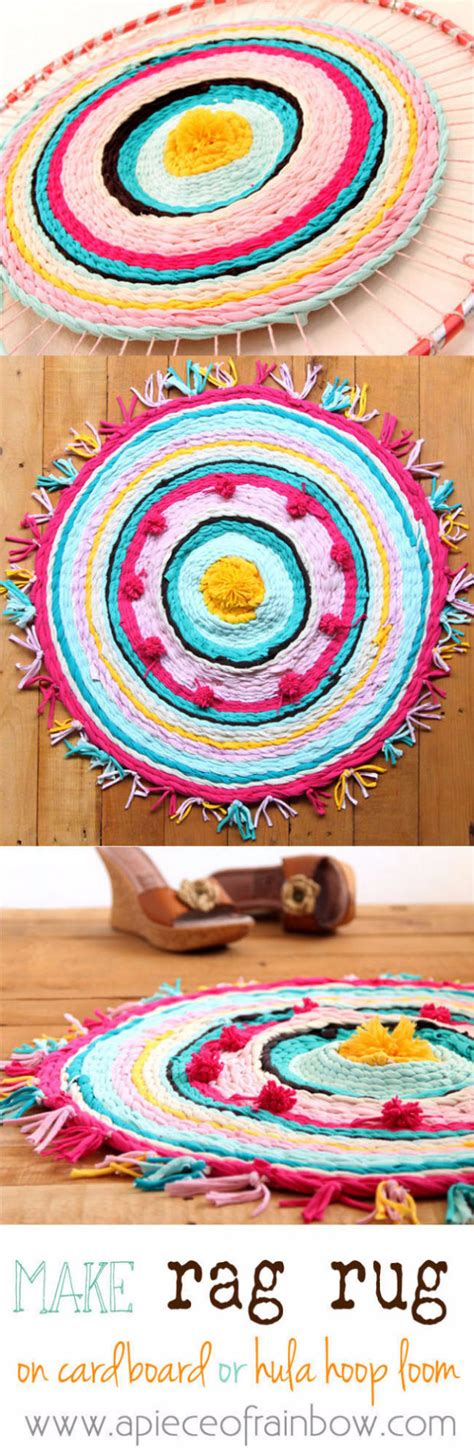 diy rug ideas 15 chic diy rug ideas you can make right away style motivation