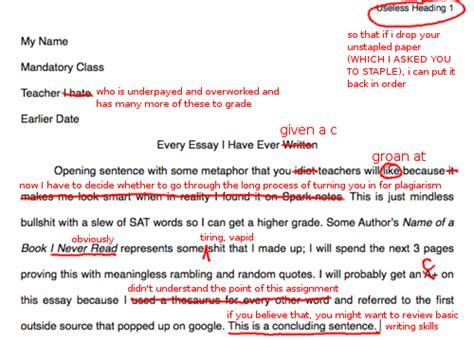 American Essay Sle by Payno