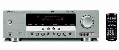 Yamaha Rx V361 Av Receiver With Ns P100 51 Speaker System