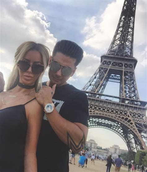 Aubrey O'Day: Engaged To Pauly D?   The Hollywood Gossip