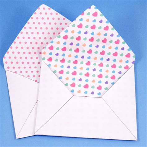 An Envelope From Paper - envelopes to make stationery crafts s crafts