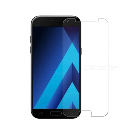 Temper Glass Screen Samsung A7 2017 samsung galaxy a7 2017 tempered glass screenprotector 9h 2 5d