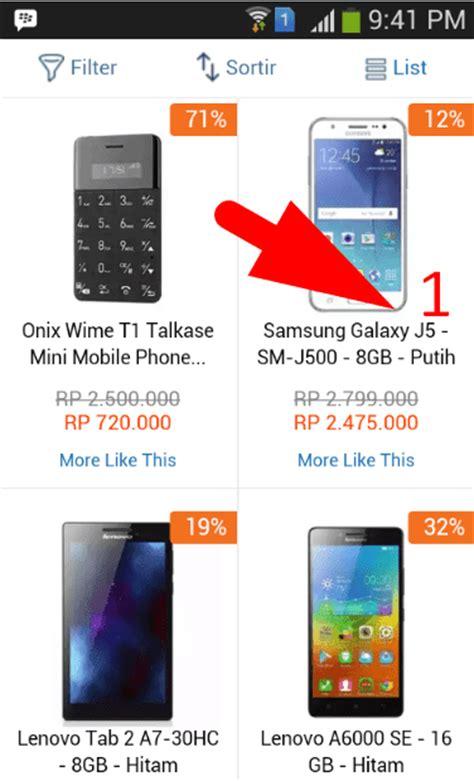 Hp Sony Android Di Lazada tips cara belanja di toko lazada menggunakan
