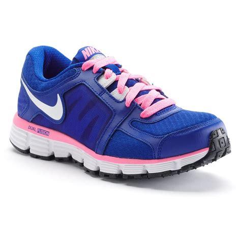 kohls womens running shoes nike dual fusion st 2 womens kohls cladem