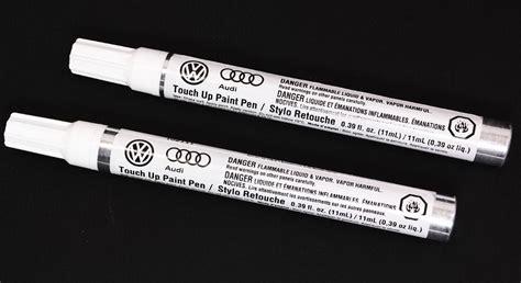 audi paint touch up pen new touch up paint pen set vw audi genuine l100