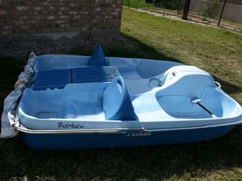 pelican paddle boat used pelican pedal boat trailer for sale