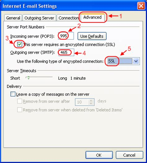 yahoo email outgoing server settings how to setup yahoo mail in outlook 2007 khimhoe net
