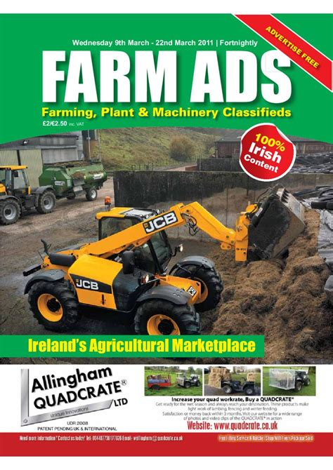 E Plans Issuu Farm Ads Issue 5 By Ids Media Group Ltd