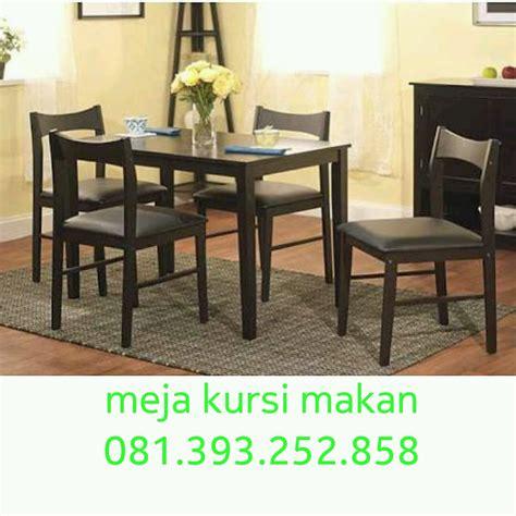 Meja Makan Yang Bagus meja kursi makan kayu bagus mbarepjati 0813 9325