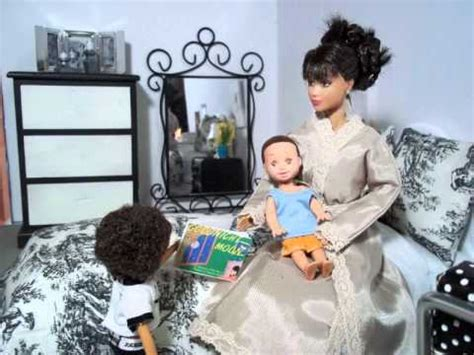 a fashion doll story a fashion doll story ep 3 bedtime at the harpers