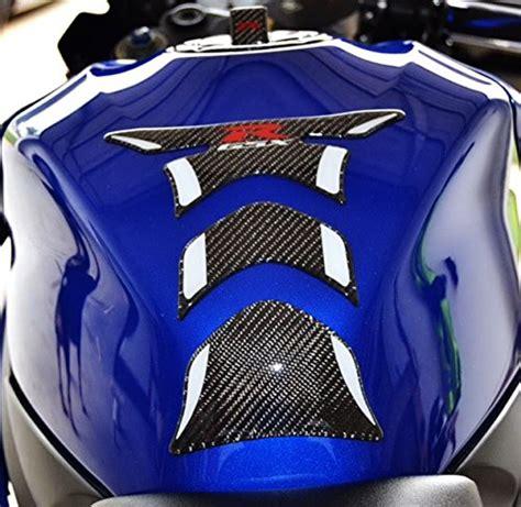 Suzuki Gsxr Tank Pad Suzuki Gsx R Gsxr 1000 600 750 Carbon Fiber Motorcycle