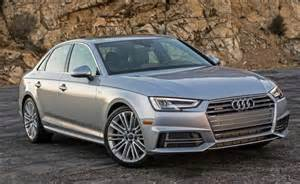 2017 audi a4 sedan test drive nikjmiles