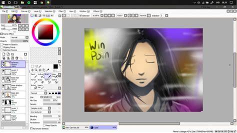 paint tool sai surface pro 2 5 aplikasi menggambar pilihan untuk windows winpoin