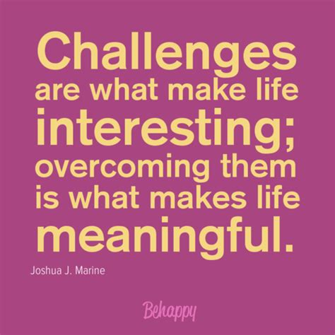 quotes  overcoming lifes challenges quotesgram