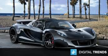 Fastest In The World The 25 Fastest Cars In The World Pictures Specs