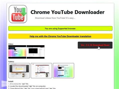 download youtube google chrome cara download video youtube di google chrome pada windows