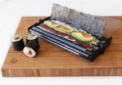 Nori Seaweed Sushi Roll Maker how to make sushi at home yuppiechef magazine