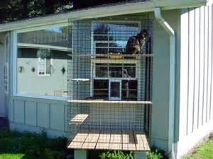 Awnings Maryland Woodland Washing Cat Enclosure 187 Home Of Habitat Haven