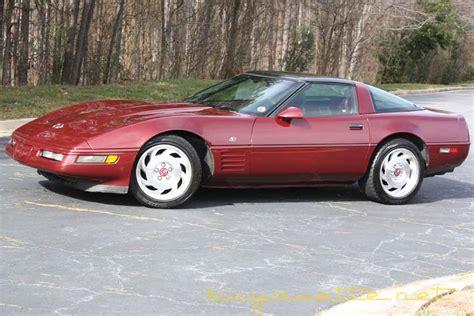 1993 corvette 40th anniversary for sale at buyavette