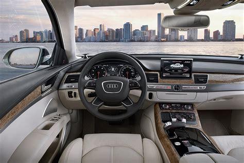Audi Interiors 2013 Audi A8 Driver Seat Interior Egmcartech