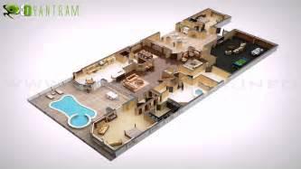 duplex home design plans 3d duplex house plans in 3d youtube